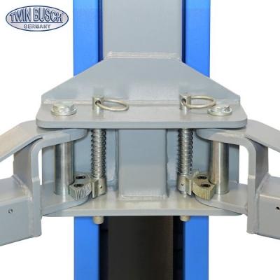 Ponte sollevatore a 2 colonne 4.2 t - Transito accessibile - Profi Line