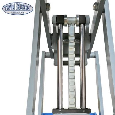 Ponte sollevatore professionale a forbice da 3 t. da pavimento