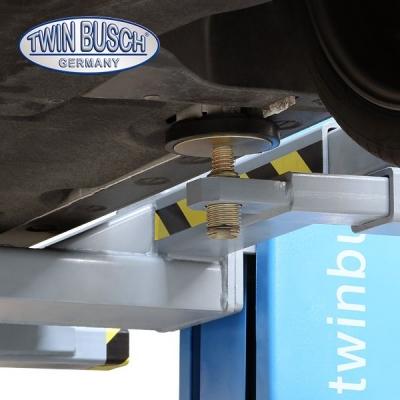 Ponte sollevatore a 1 colonna 2.5 t Super basso - Mobile