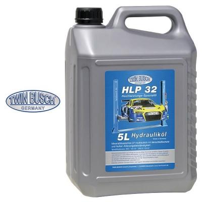 Olio idraulico originale Twin Busch HLP32 - 5 litri