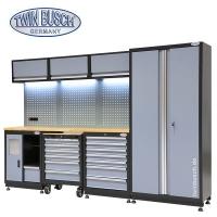 Sistema professionale di armadio per officina TWWS23