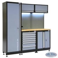 Sistema professionale di armadio per officina TWWS15