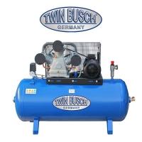 Compressore orizzontale 500 L