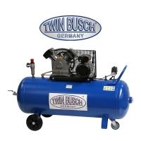 Compressore orizzontale 200 L
